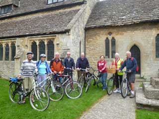 Sponsored Ride & Striders, September, 2014